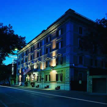 Hotel Giulo Cesare Rome Italy
