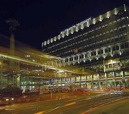 Hotel Largo Augusto Milano