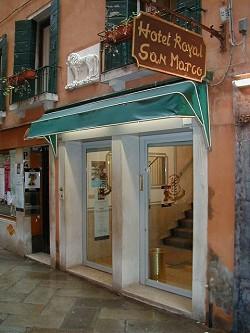 Royal San Marco Hotel Venice Italy