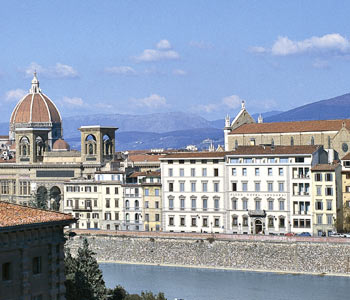 Plaza Hotel Lucchesi Florence Italy