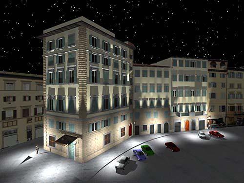 Satellite Tv Internet >> Hotel Santa Maria Novella , Florence Itlay
