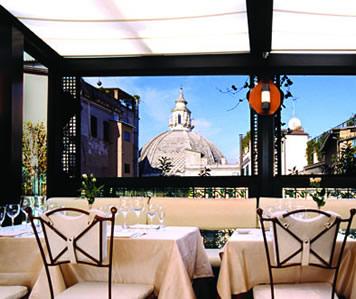 Hotel Valadier Rome Italy