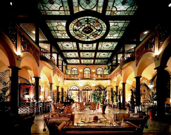 Grand Hotel Villa Cora Florence Italy