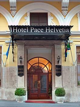 Hotel Pace Helvezia Rome Italy