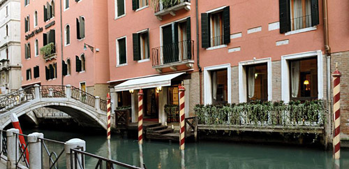 Splendid Suisse Hotel Venice Italy
